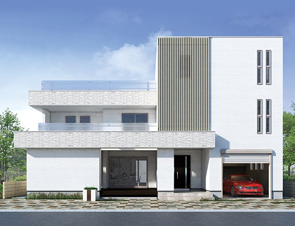 レオハウス cocoの家